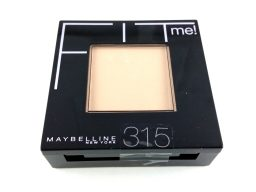 MAYBELLINE FIT ME PRESSED POWDER - 315 SOFT HONEY -1