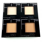 MAYBELLINE FIT ME PRESSED POWDER - ALL -2