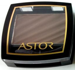 ASTOR MONO COUTURE EYESHADOW - MATTE BROWN 190