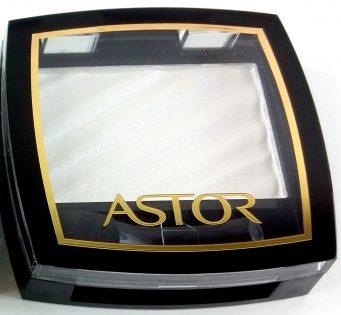 ASTOR MONO COUTURE EYESHADOW - METALLIC WHITE 820