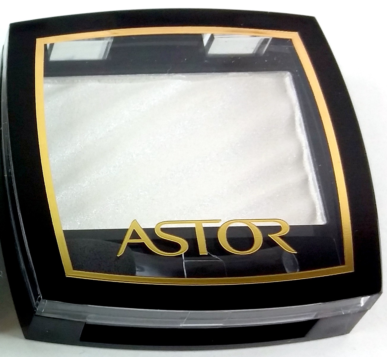 ASTOR MONO COUTURE EYESHADOW - METALLIC WHITE 820