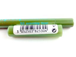 BOURJOIS CONTOUR CLUBBING WATERPROOF EYELINER PENCIL - #53 MORNING LIME