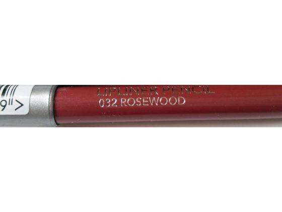 ASTOR LIPLINER PENCIL - 032 ROSEWOOD
