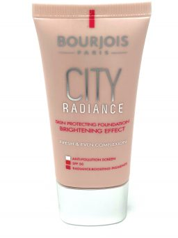 BOURJOIS CITY RADIANCE SKIN PROTECTING FOUNDATION – 03 LIGHT BEIGE