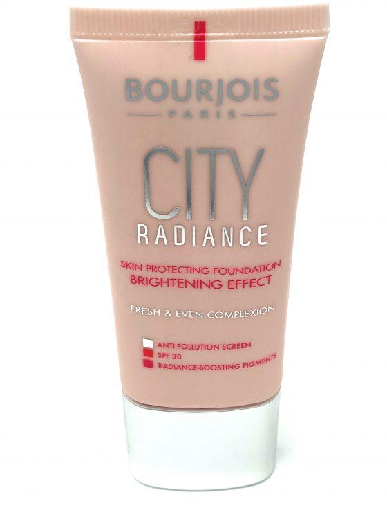 BOURJOIS CITY RADIANCE SKIN PROTECTING FOUNDATION – 03 LIGHT BEIGE