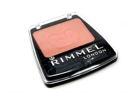 RIMMEL POWDER BLUSH COMPACT BLUSHER WITH BRUSH - 101 PINK SUGAR