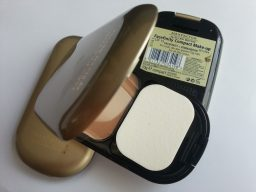 3X MAX FACTOR BY ELLEN BETRIX FACEFINITY COMPACT MAKE-UP FOUNDATION - #08 TOFFEE