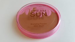MAYBELLINE DREAM SUN BRONZING POWDER WITH BLUSH - 08 BRONZED PARADISE