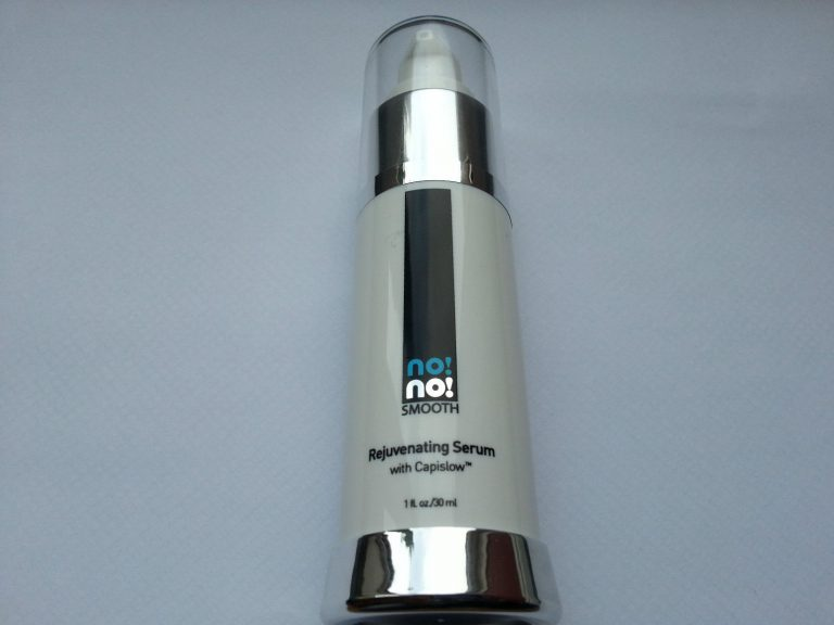 NO!NO! SMOOTH REJUVENATING SERUM WITH CAPISLOW - 30ML - NEW & UNBOXED